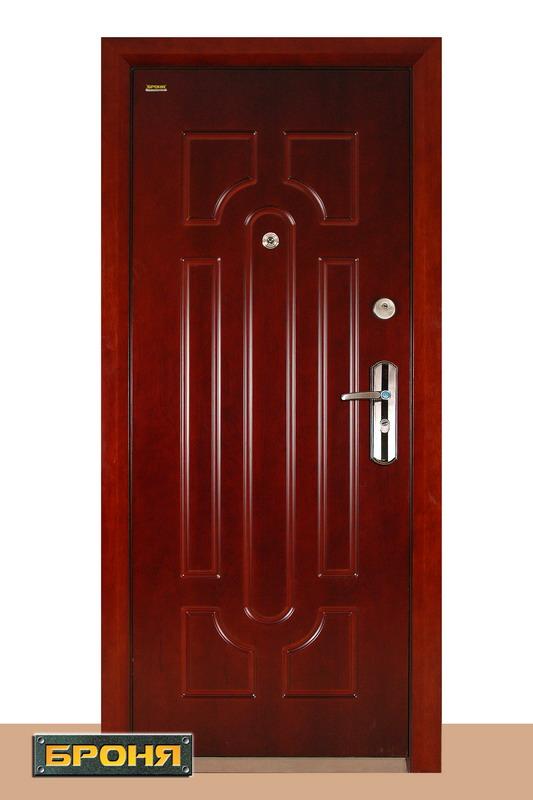 железные двери бронирование