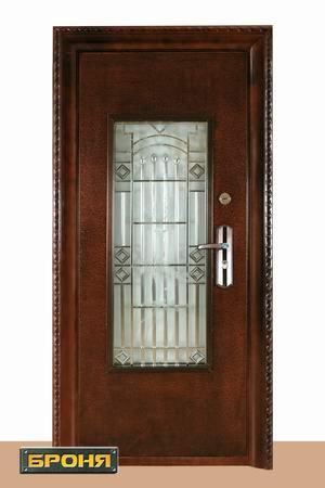 """Дверь """"Виктория 2 замка"""""""