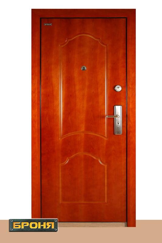 металлические двери бронь
