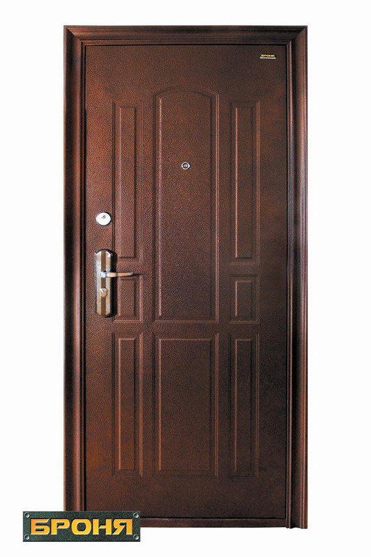 стальные двери от фирмы броня г клин
