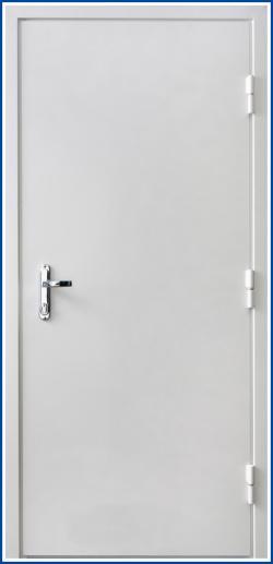 Дверь противопожарная EI-60 однопольная (ДМП-1)