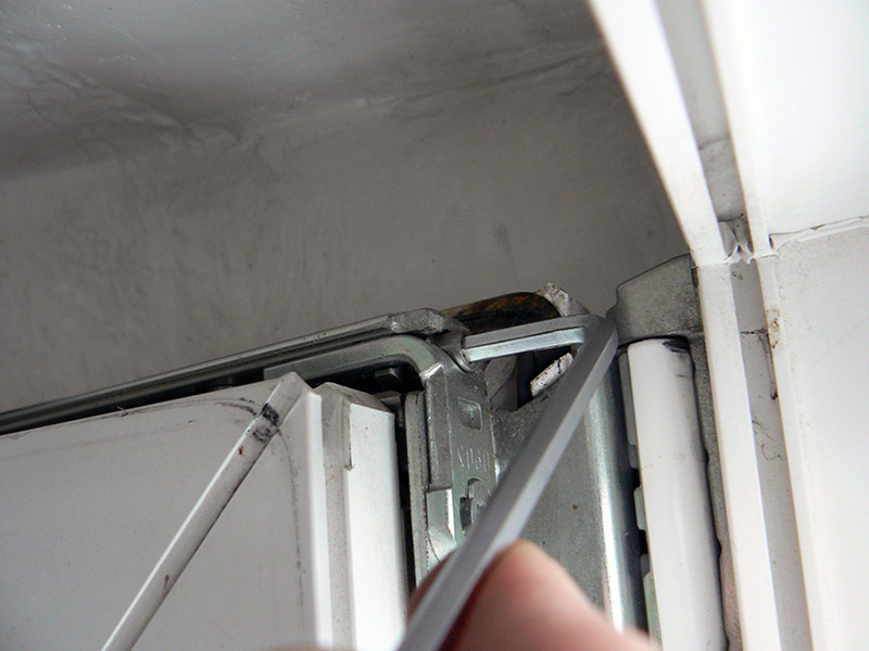 Регулировка пластиковых окон и балконных дверей самостоятель.