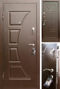 железные технические двери внуково