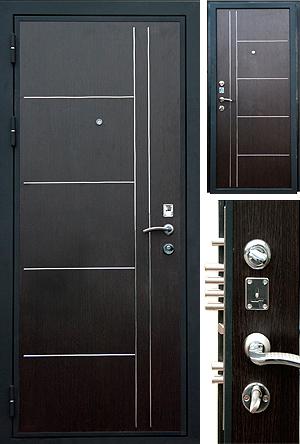 Дверь «Хром»